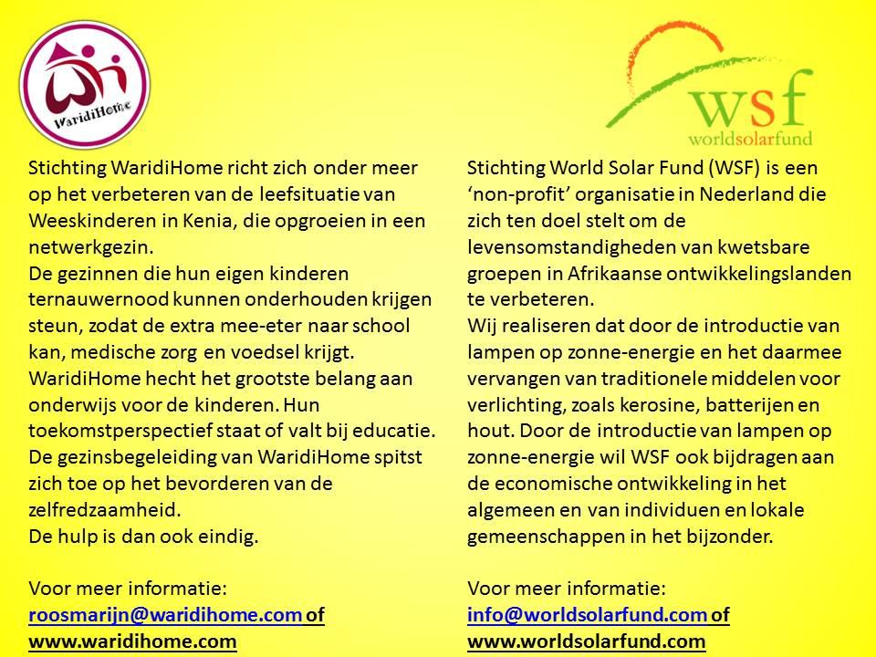 Flyer WaridiHome&WSF achterkant geel